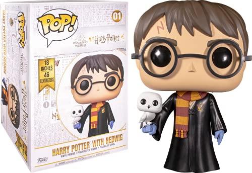 Funko- Pop 18' Harry Potter S10 Figura coleccionable,...