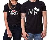 Mister Misses Partnerlook Camiseta de...