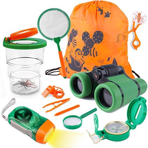 Tintec Kit Explorador Niños, Juguetes de Exploración 33...