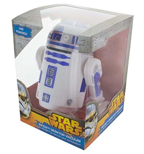 Star Wars Vacío R2-D2de Escritorio, Multicolor