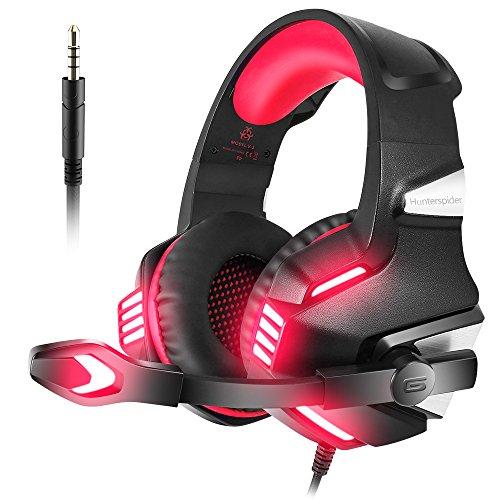 VersionTECH. Auriculares Gaming con Micrófono...