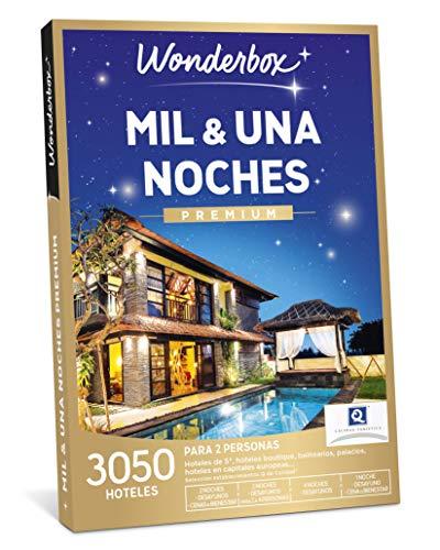 WONDERBOX Caja Regalo - MIL & UNA Noches Premium - una...