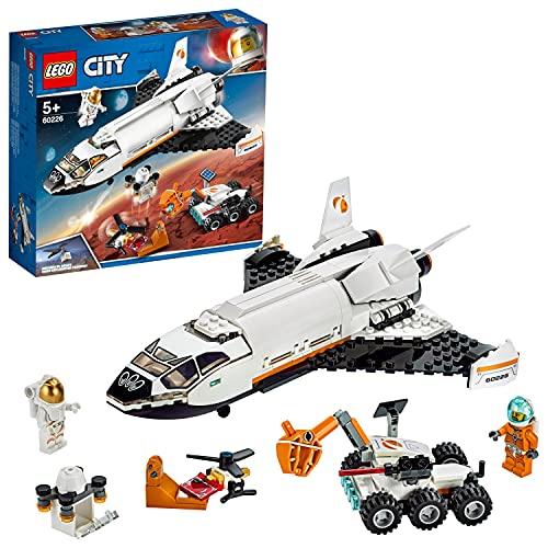 LEGO60226CityLanzaderaCientíficaaMarte,Setde...