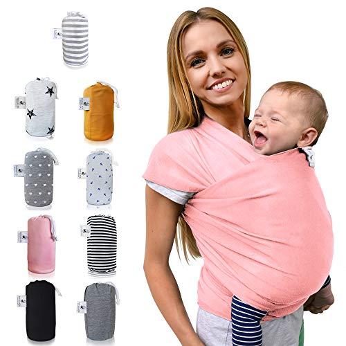 »Fastique Kids« Fular portabebés elastico para llevar al...