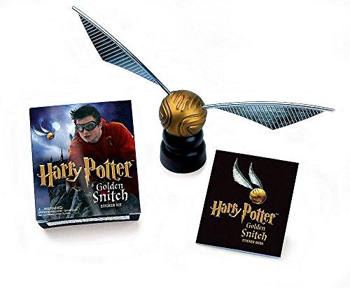 Harry Potter Golden Snitch Sticker Kit (Mega Mini Kits)