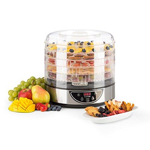 Klarstein Fruitower D Deshidratador Automatico de Alimentos...