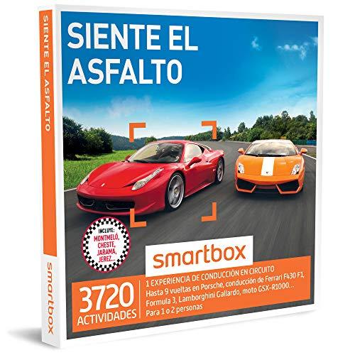 SMARTBOX - Caja Regalo - SIENTE EL ASFALTO - 3720...