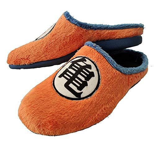 Zapatillas Kanji Kame inspiradas en Dragon Ball cómodas...