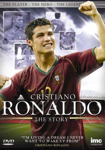 Cristiano Ronaldo The Story [Reino Unido] [DVD]