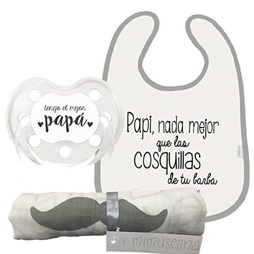 Mimuselina Pack Regalo Día del Padre | Regalo para Papás y...