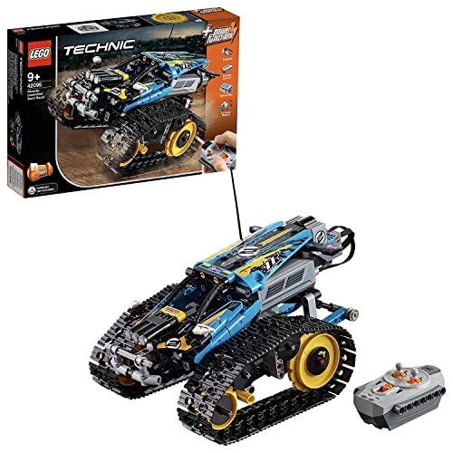 LEGO 42095 Technic Vehículo Acrobático a Control Remoto,...