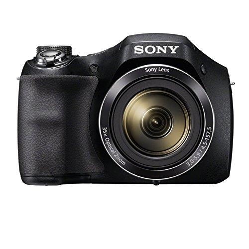 Sony DSC-H300 - Cámara compacta de 20.1 MP (pantalla de 3',...