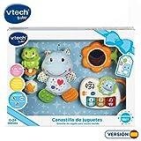 VTech - Canastilla de juguetes, estuche...