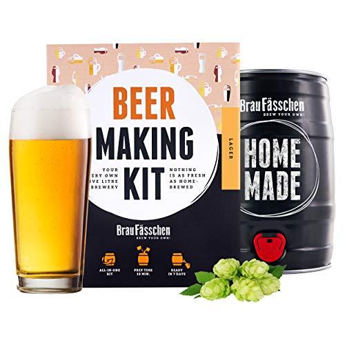 Kit para elaborar Cerveza Artesana Lager en Casa - Producto...