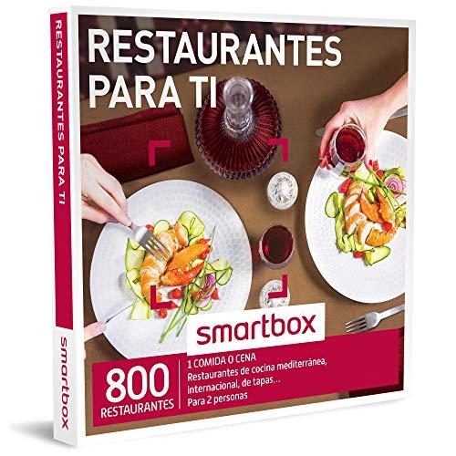 Smartbox Restaurantes para Ti, 800 Restaurantes de Cocina...