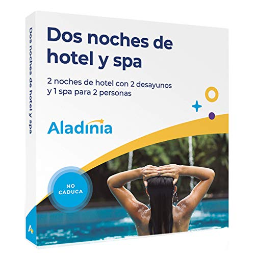 ALADINIA Hotel y SPA Dos Noches. Paquete de escapadas...