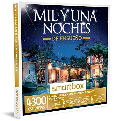 SMARTBOX MIL Y UNA NOCHES DE ENSUEÑO - 4300 Estancias,...