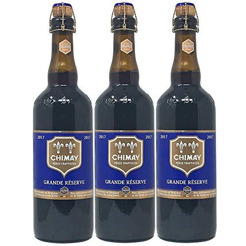 Brasserie De Chimay - Chimay Azul 75Cl X3