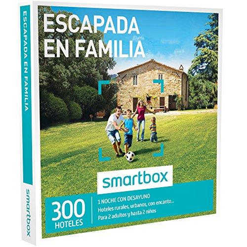 SMARTBOX - Caja Regalo - ESCAPADA EN FAMILIA - 300 hoteles...