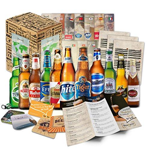 Regalo de 12 Cervezas del mundo para el Día del Padre +...
