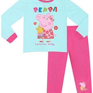 Peppa Pig Pijama para ninas 2 3 Anos